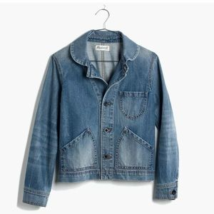 "Madewell ""Joshua Tree"" Denim Jacket"